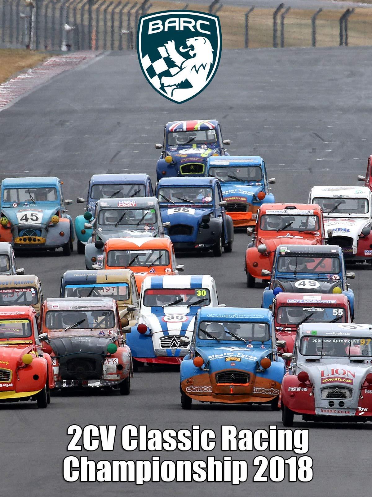 2CV Classic Racing Championship