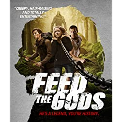 Feed The Gods [Blu-ray]