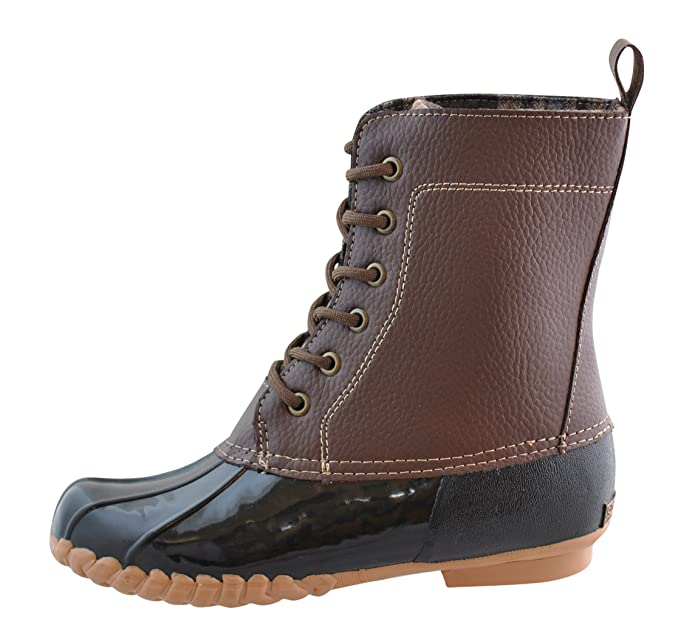 Sporto Women's Duck Boot. Duck boot for women. snow boot