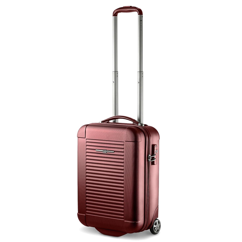 Ciak Roncato 101 PC LIGHT, 51 cm, Trolley, rot, 2 Rollen – (42.13.03-33) bestellen