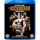 Kickboxer / Kickboxer Vengeance [Blu-ray] [Region A & B & C]