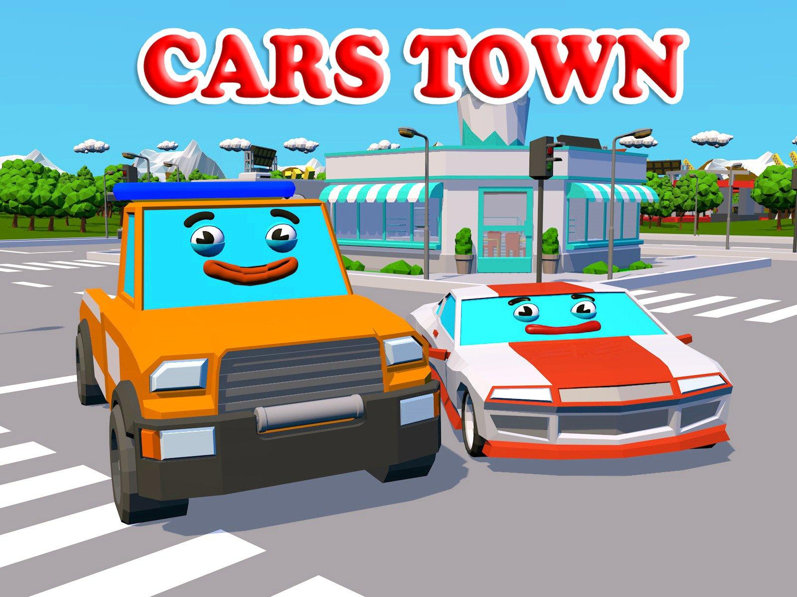 Cars Town - Season 3
