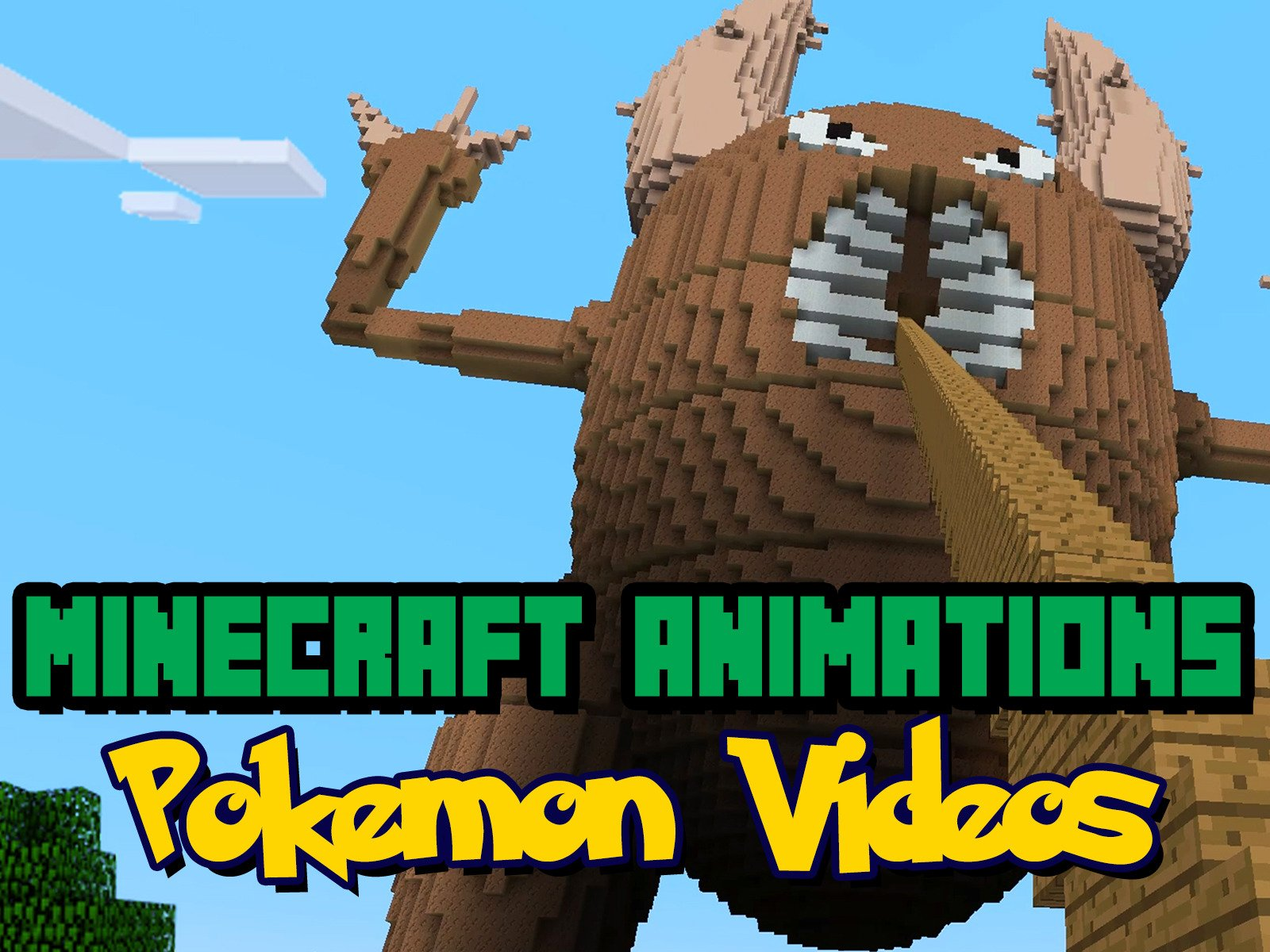Clip: Minecraft Animations - Season 1