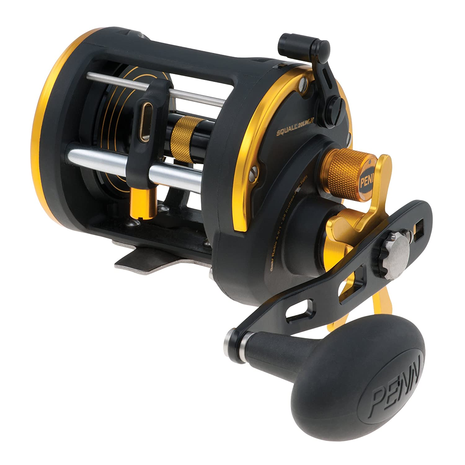 This is a baitcasting reel