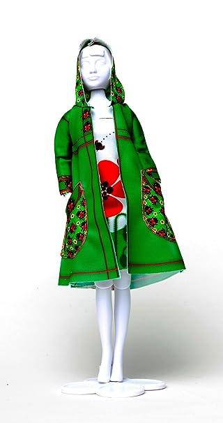 Fanny Ladybug : fabriquez les habits de vos poupées mannequins ... la plus belle des Barbie, ce sera la votre !