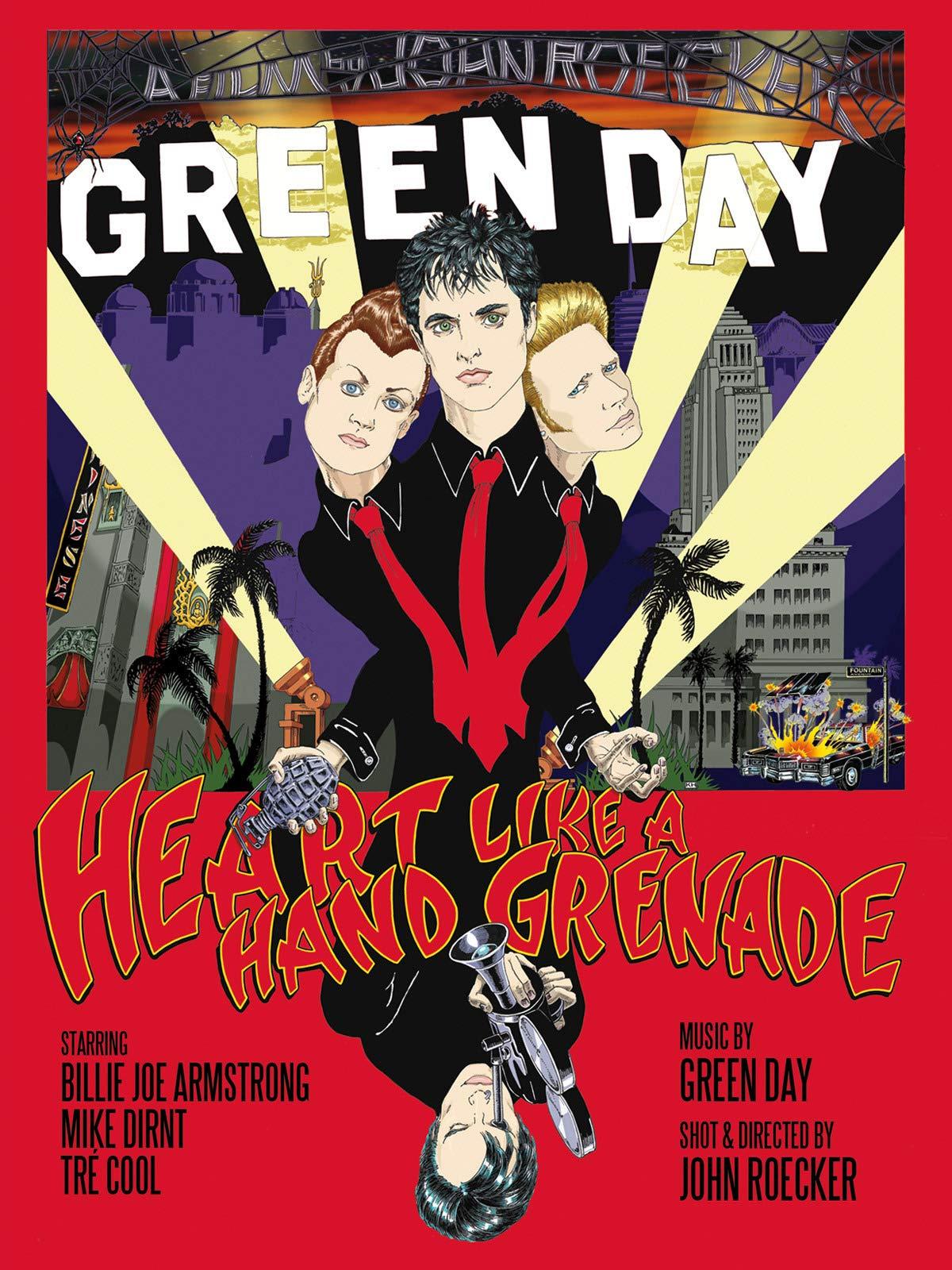 Green Day Heart Like a Hand Grenade