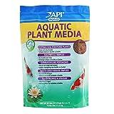 API POND AQUATIC PLANT MEDIA Potting Soil For Pond Plants 25-Pound Bag (Color: Brown, Tamaño: 25)