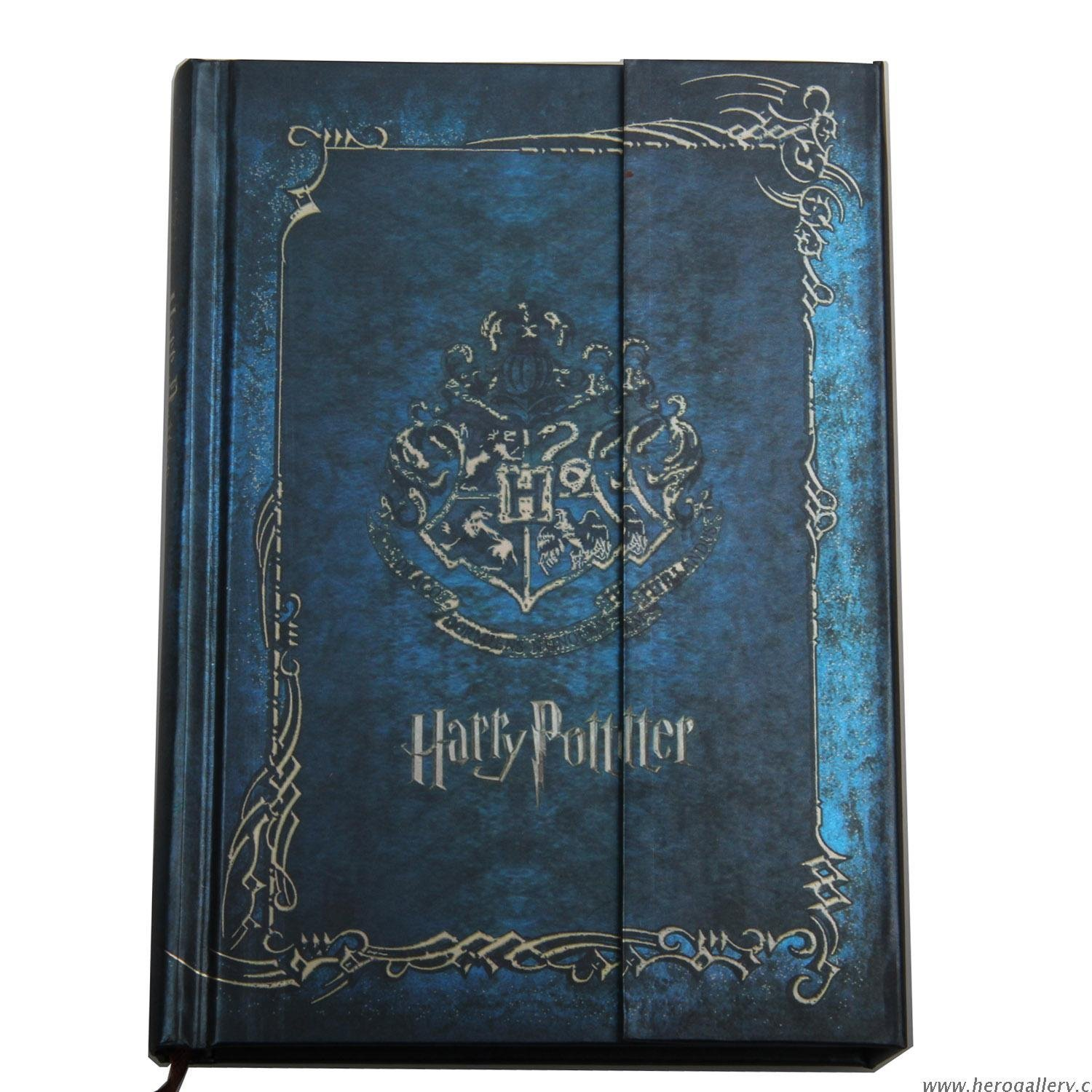 Harry Potter Journal That Looks Aged