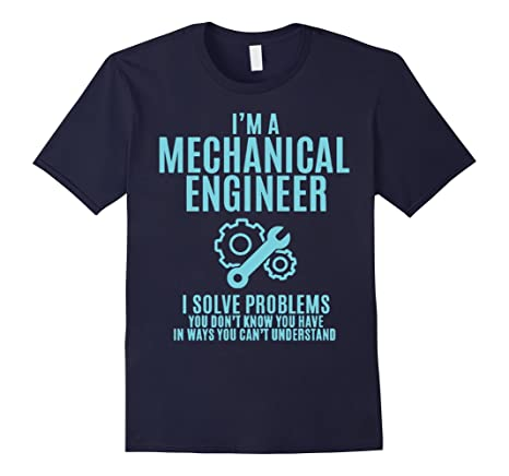 Mechanical Engineering T Shirt Logo