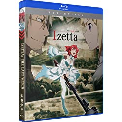 Izetta: The Last Witch - The Complete Series [Blu-ray]