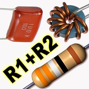 RLC Calculator - Resistance Inductance Capacitor Calculator