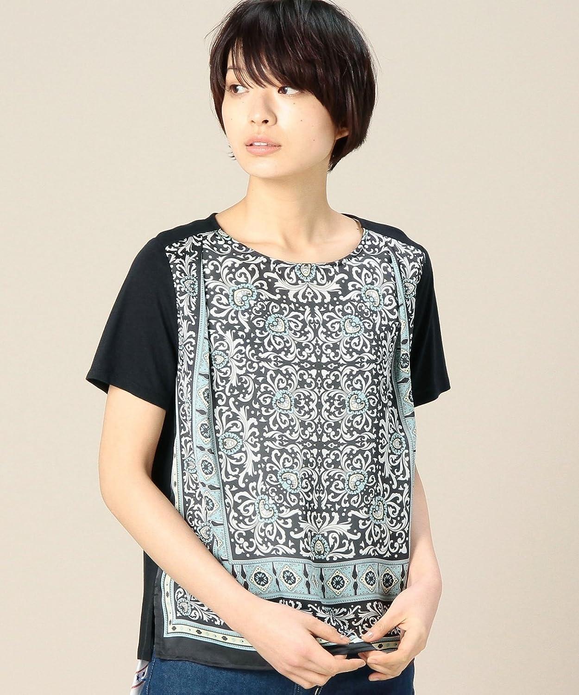 Amazon.co.jp: (ビューティーアンドユースユナイテッドアローズ) BEAUTY&YOUTH UNITED ARROWS BYSF エスニックスカーフTEE 16172994610 79 Navy フリー: 服&ファッション小物通販