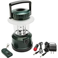 Atak 100 Lumen LED Rechargeable Lantern with Remote Control