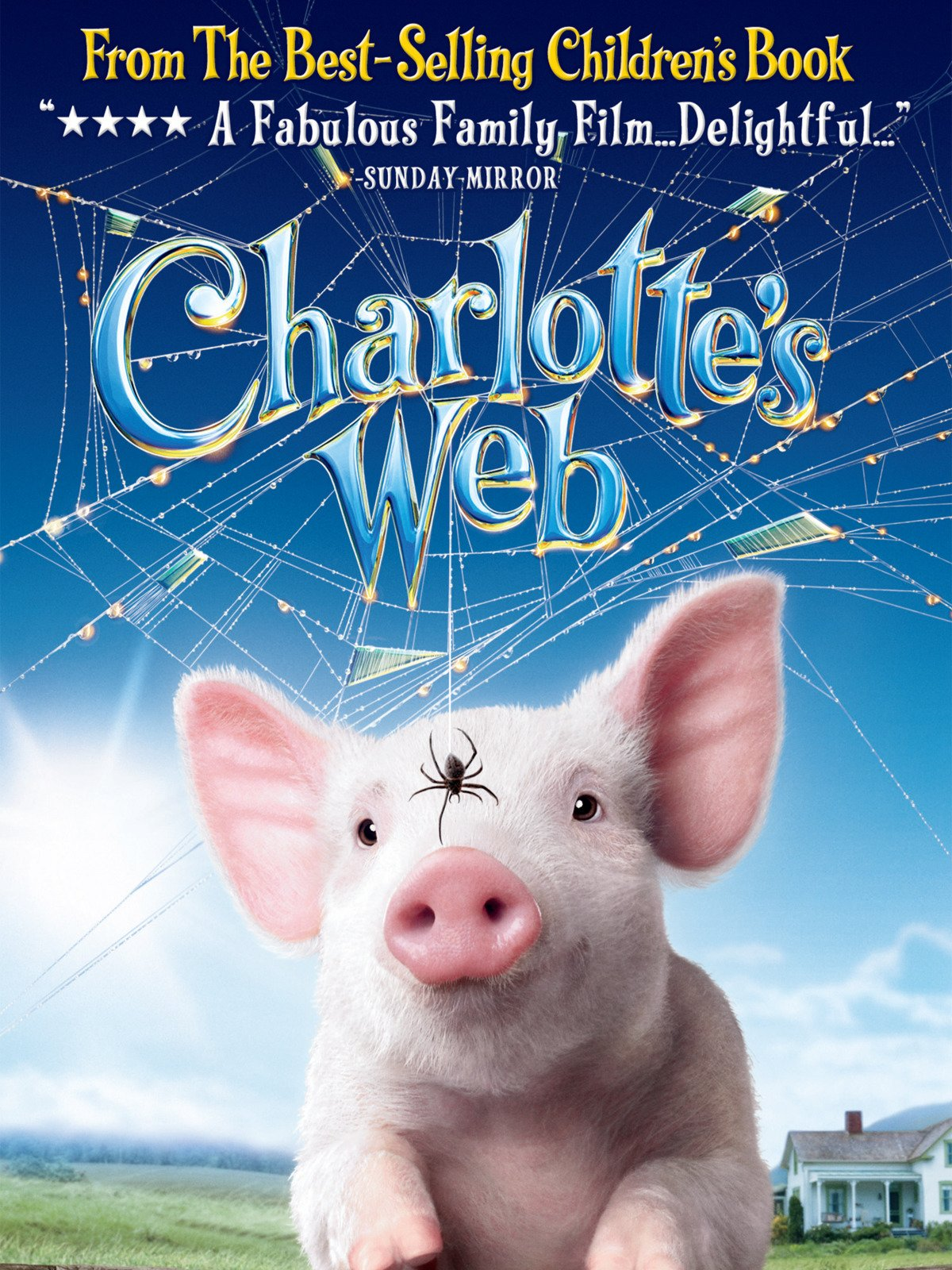 Charlotte's Web (2006) on Amazon Prime Instant Video UK