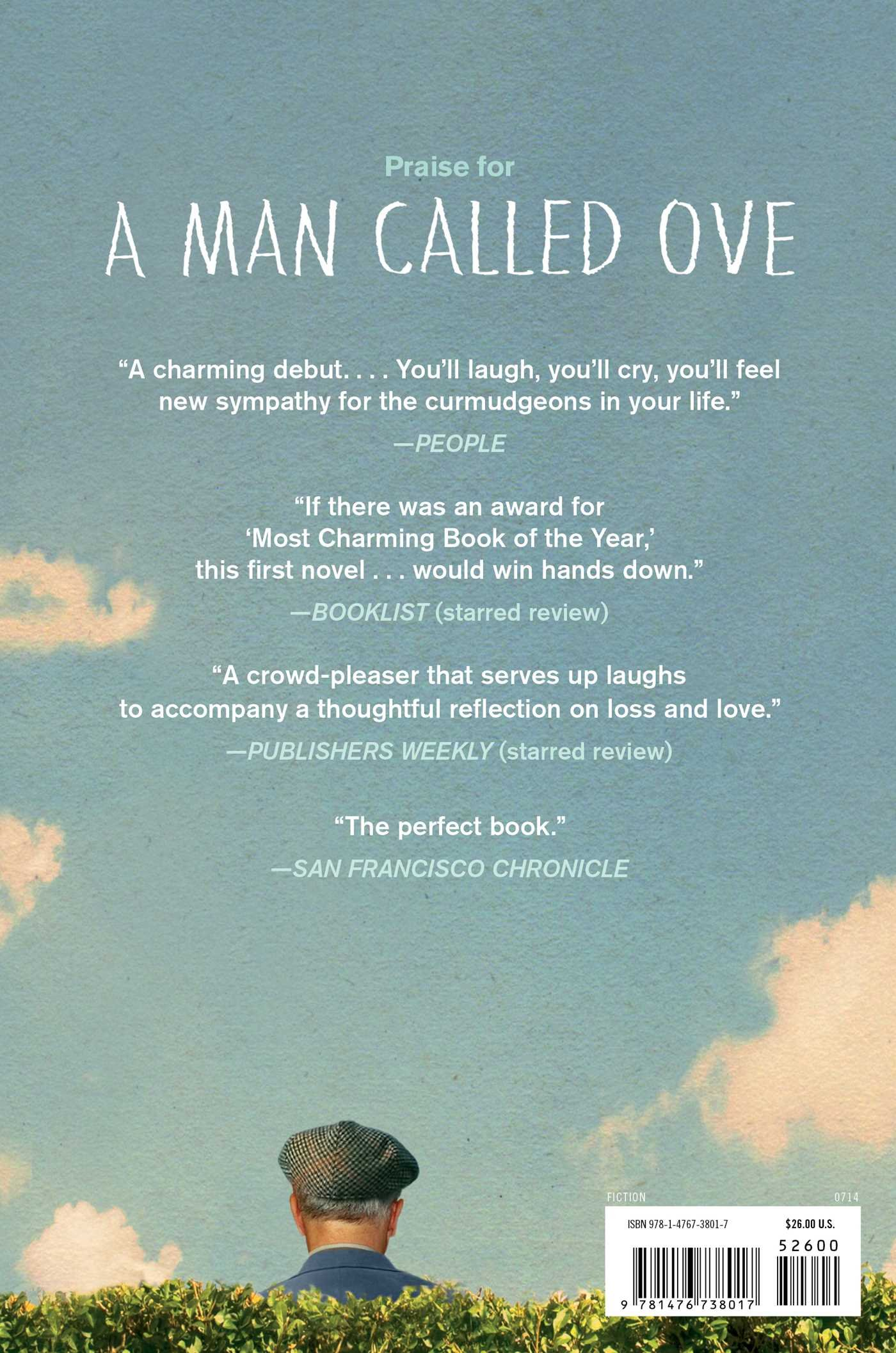 Buy A Man Called Ove: A Novel Book Online At Low Prices In India  A Man  Called Ove: A Novel Reviews & Ratings  Amazon