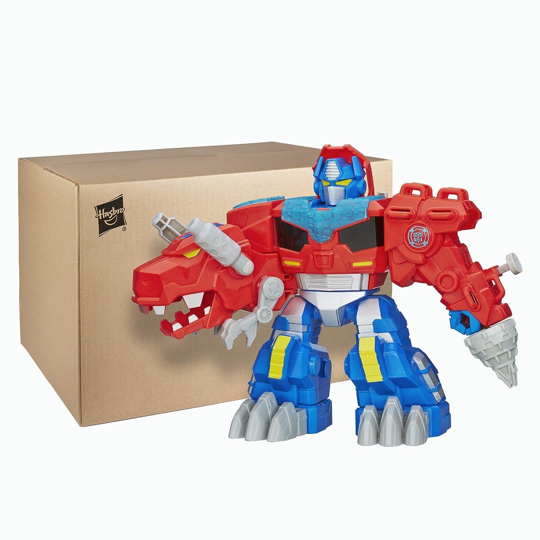 Rescue Bots Optimus Primal