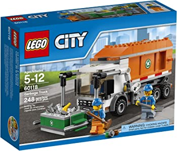Lego City Great Vehicles Garbage Truck