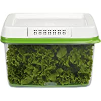 Rubbermaid FreshWorks Produce Saver Food Storage Container (Green)