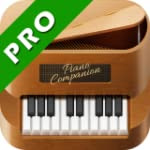 Piano Companion PRO: chords, scales