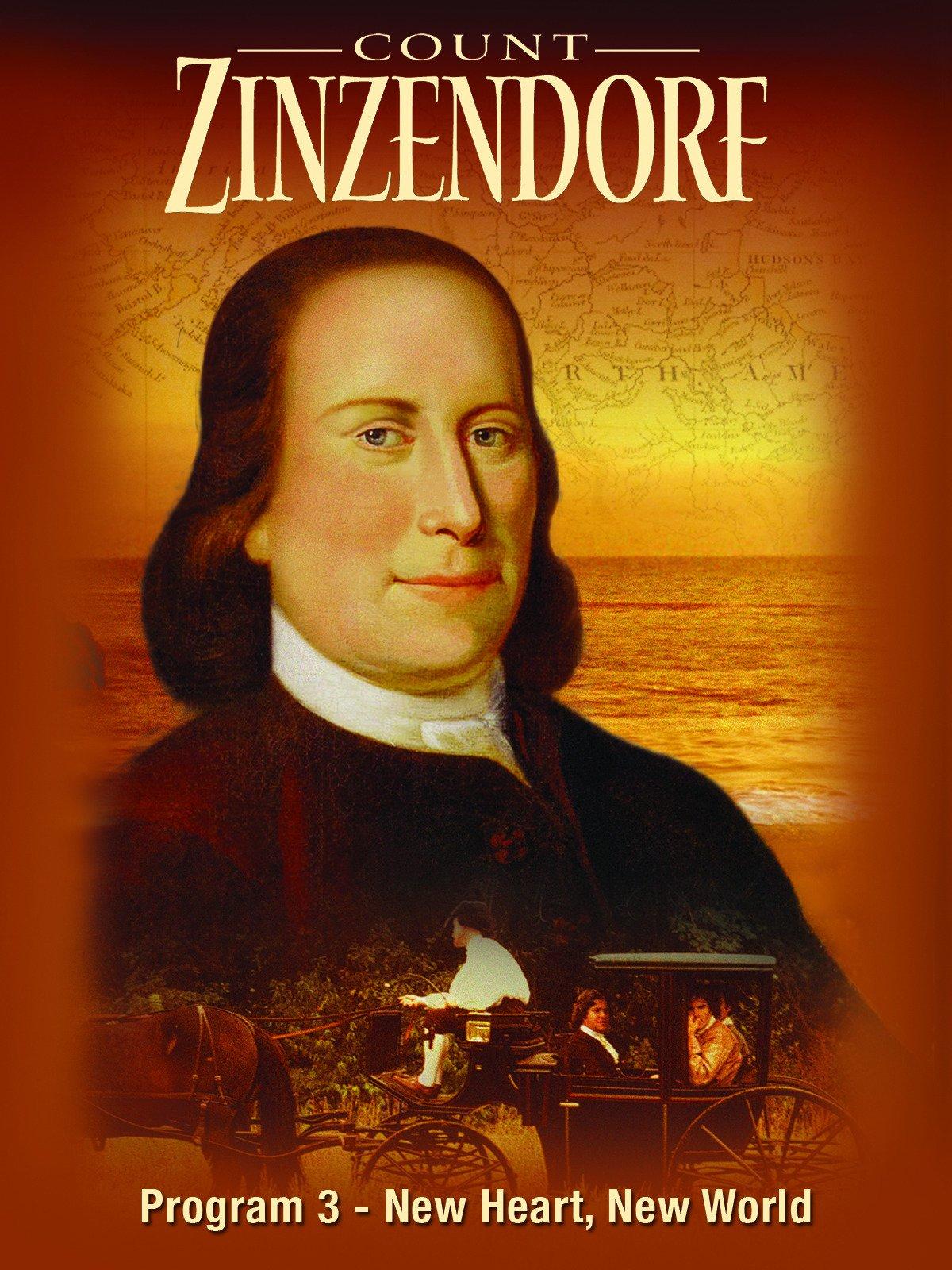Count Zinzendorf Program 3