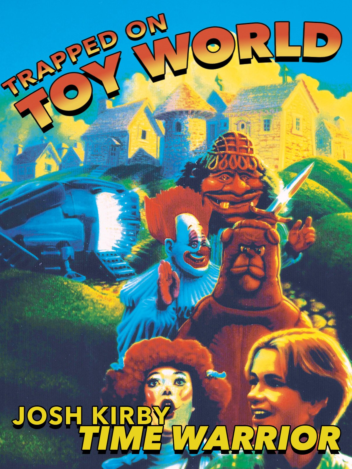 Josh Kirby Time Warrior: Trapped in Toy World