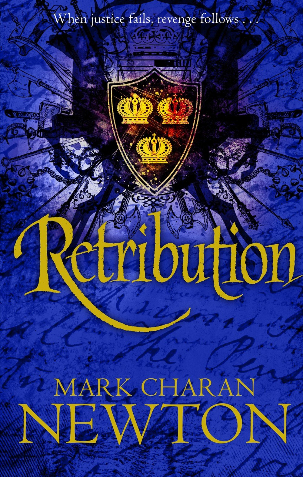 Retribution (Drakenfeld 2) - Mark Charan Newton