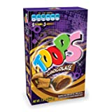 TOOPS Chocolate Cereal, 7.8 Ounce (Pack of 12) (Packaging May Vary) (Tamaño: 7.8 Ounce)