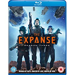The Expanse: Season 3 Official UK release [Blu-ray]