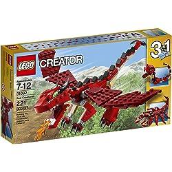 LEGO Creator Red Creatures
