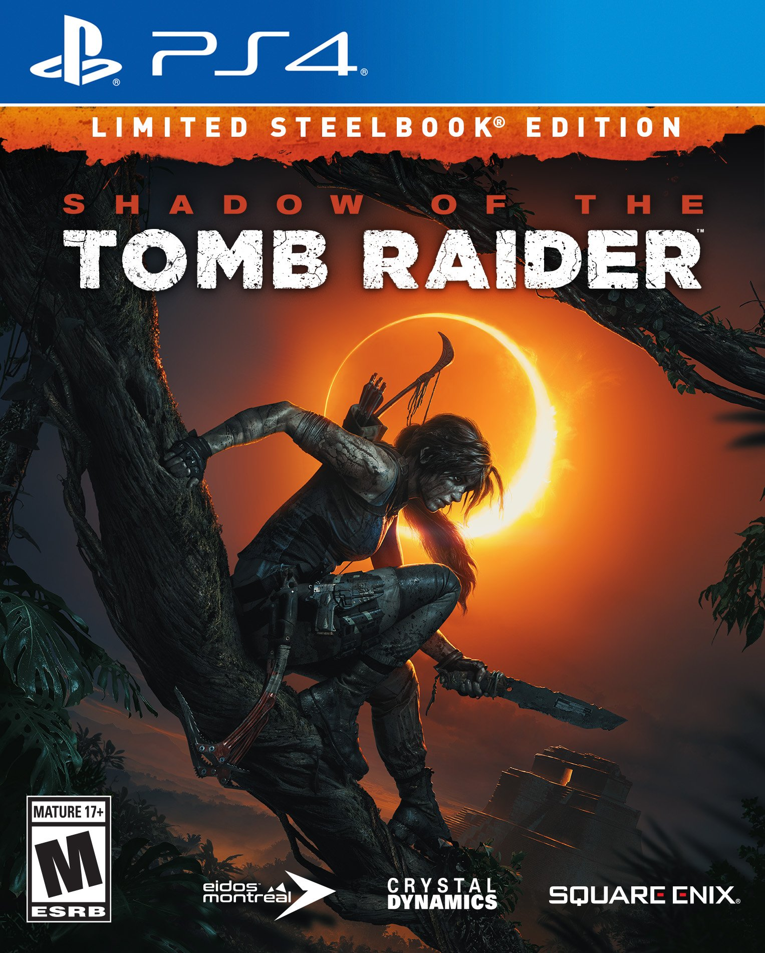 Buy Tomb Raider Shadow Now!