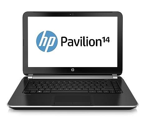 """HP Pavilion 14-n040ef Ordinateur Portable 14"""" (35,56 cm) Intel Core i3 3217U 1,8 GHz 750 Go 4096 Mo Intel HD Graphics 4000 Windows 8 Noir"""