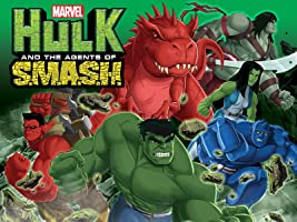 Marvel's Hulk and the Agents of S.M.A.S.H. Season 2 [HD]