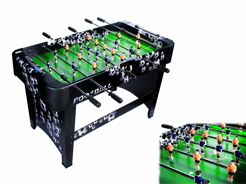 Stand-Fussballspiel, Holz-Fussballtisch, Kicker, ca. 119 x 61 x 87 cm günstig bestellen