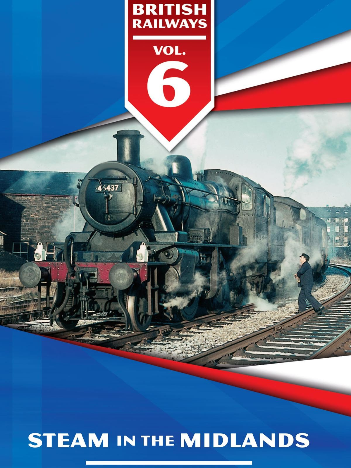 British Railways Volume 6: Steam in the Midlands