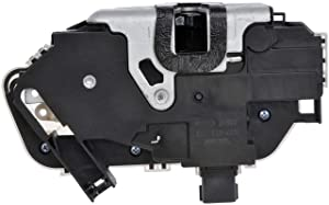 Dorman 937-673 Front Driver Side Door Lock Actuator Motor for Select Ford/Lincoln Models (Color: Ready To Paint If Needed)