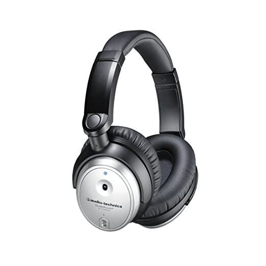 Audio Technica ATH-ANC7B SVIS Noise Cancelling Headphone