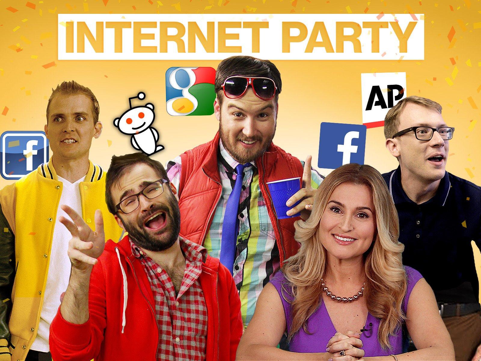 Internet Party - Season 1