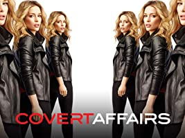 Covert Affairs Season 4 [HD]