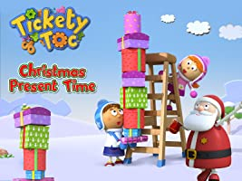 Tickety Toc Christmas Present Time