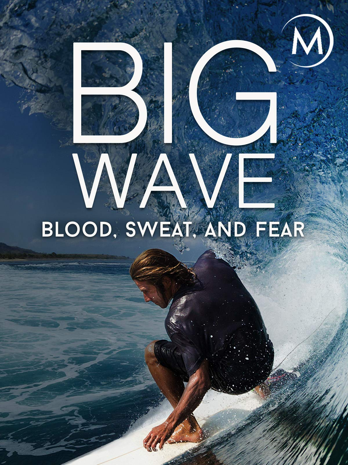 Big Wave: Blood, Sweat, and Fear
