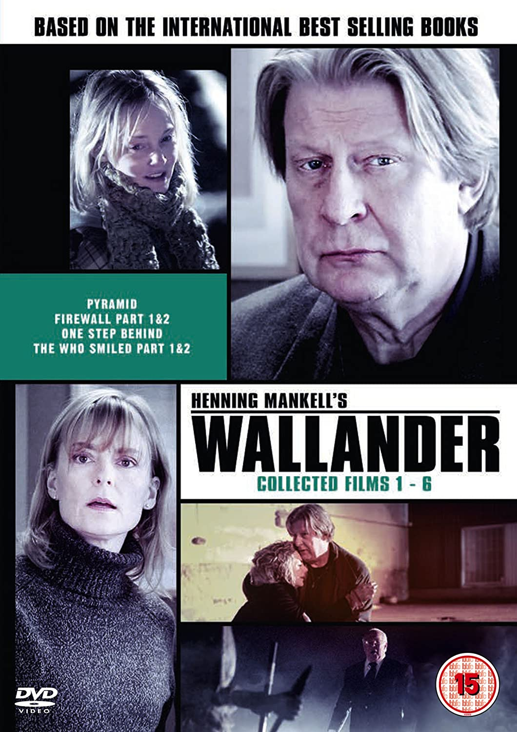 Wallander: Original Films 1-6