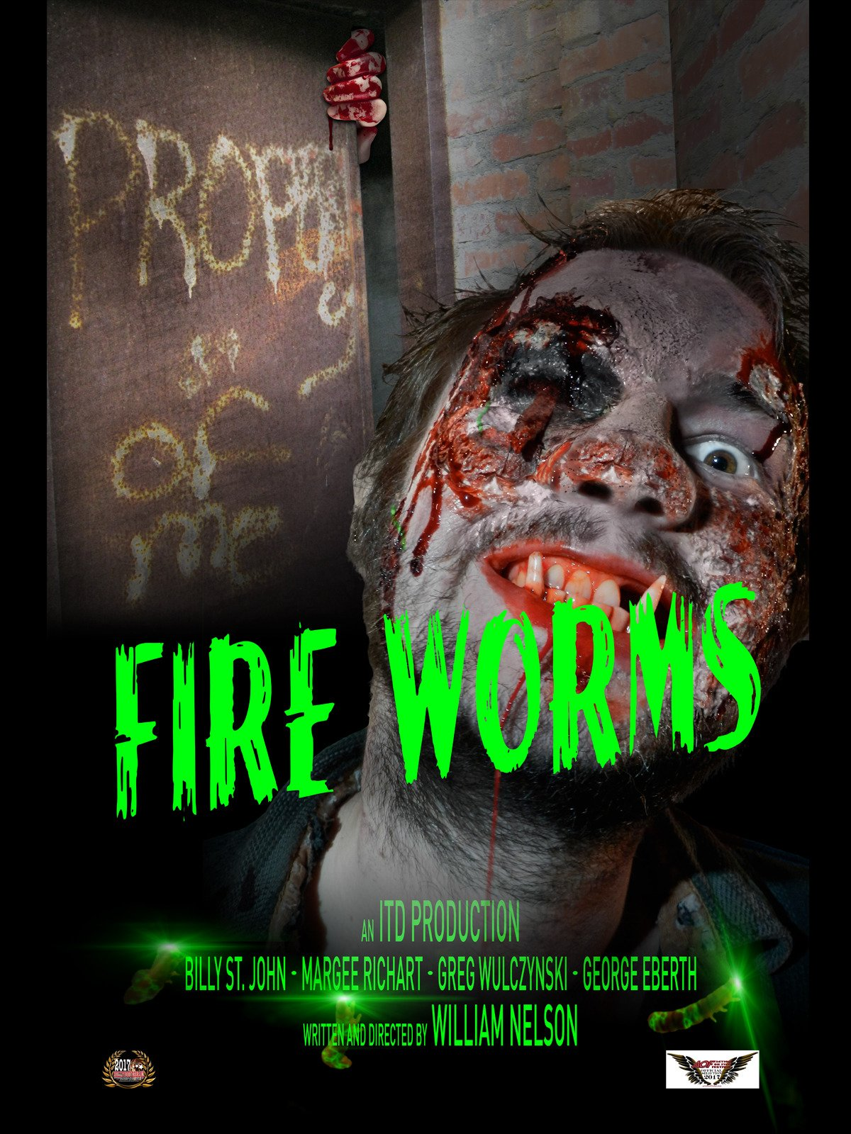 Fire Worms on Amazon Prime Instant Video UK