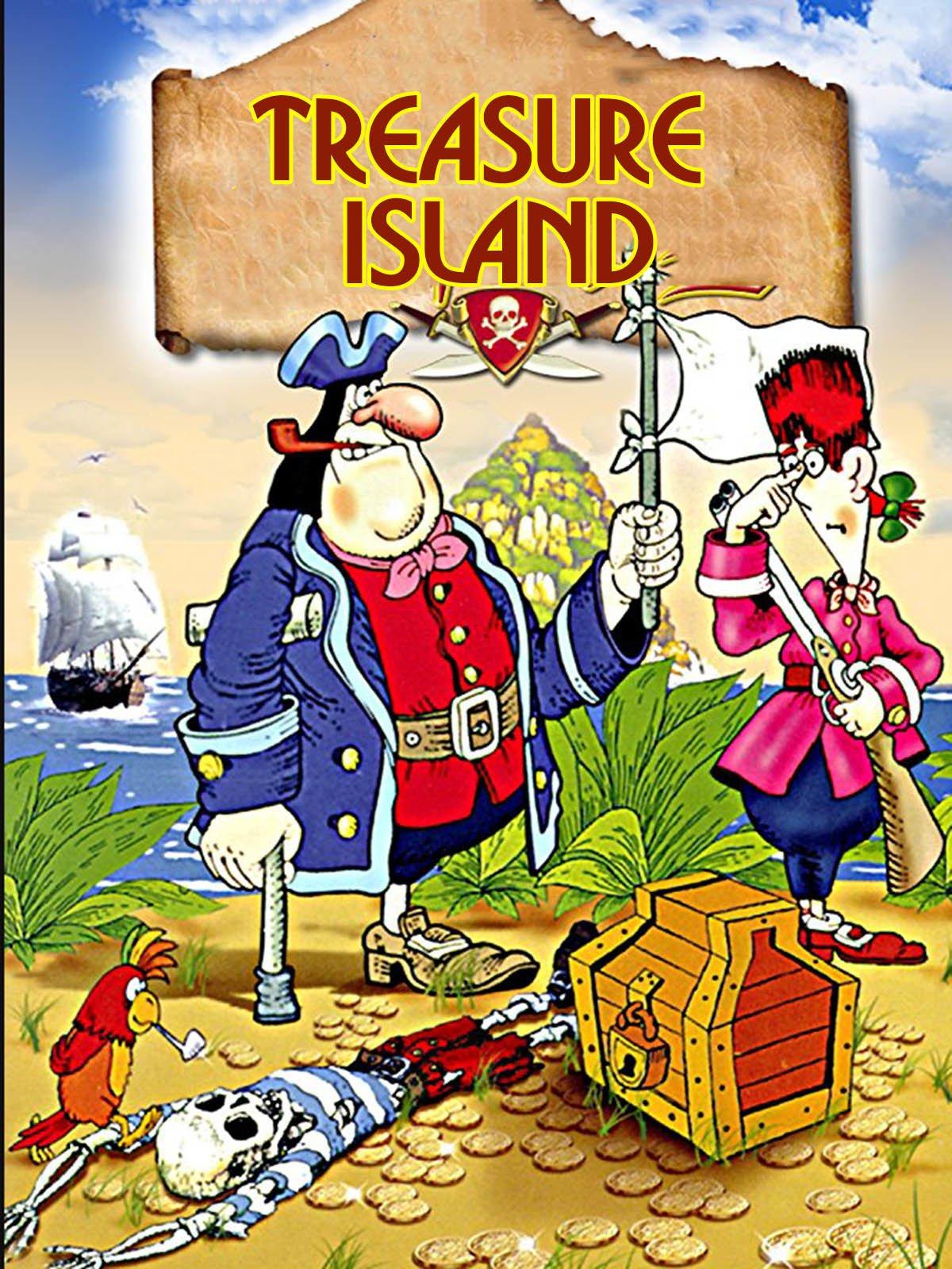 Treasure Island on Amazon Prime Video UK
