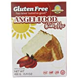 Kinnikinnick Gluten Free Angel Food Cake Mix, 15.9 Ounce (Pack of 3) (Tamaño: Pack of 3)