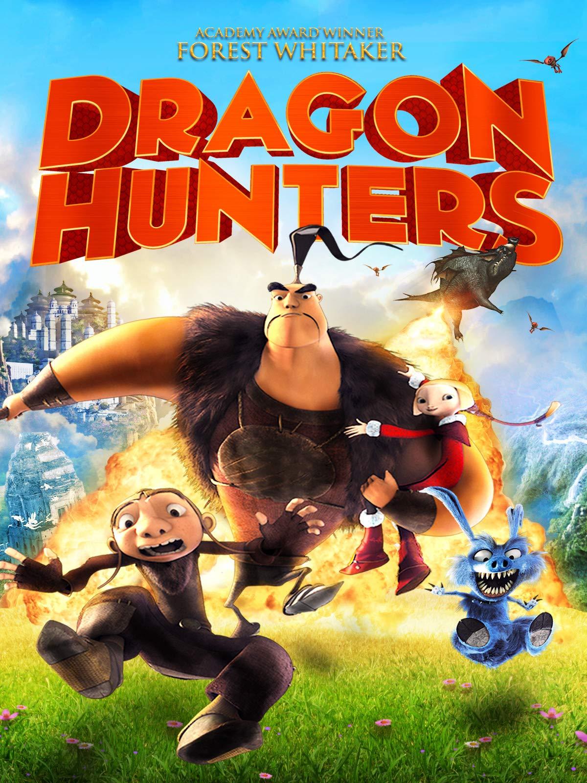 Dragon Hunters on Amazon Prime Video UK