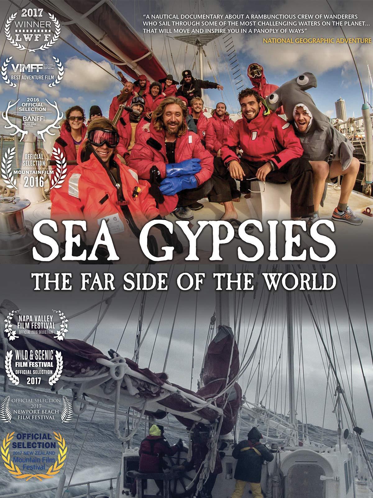 Sea Gypsies on Amazon Prime Video UK