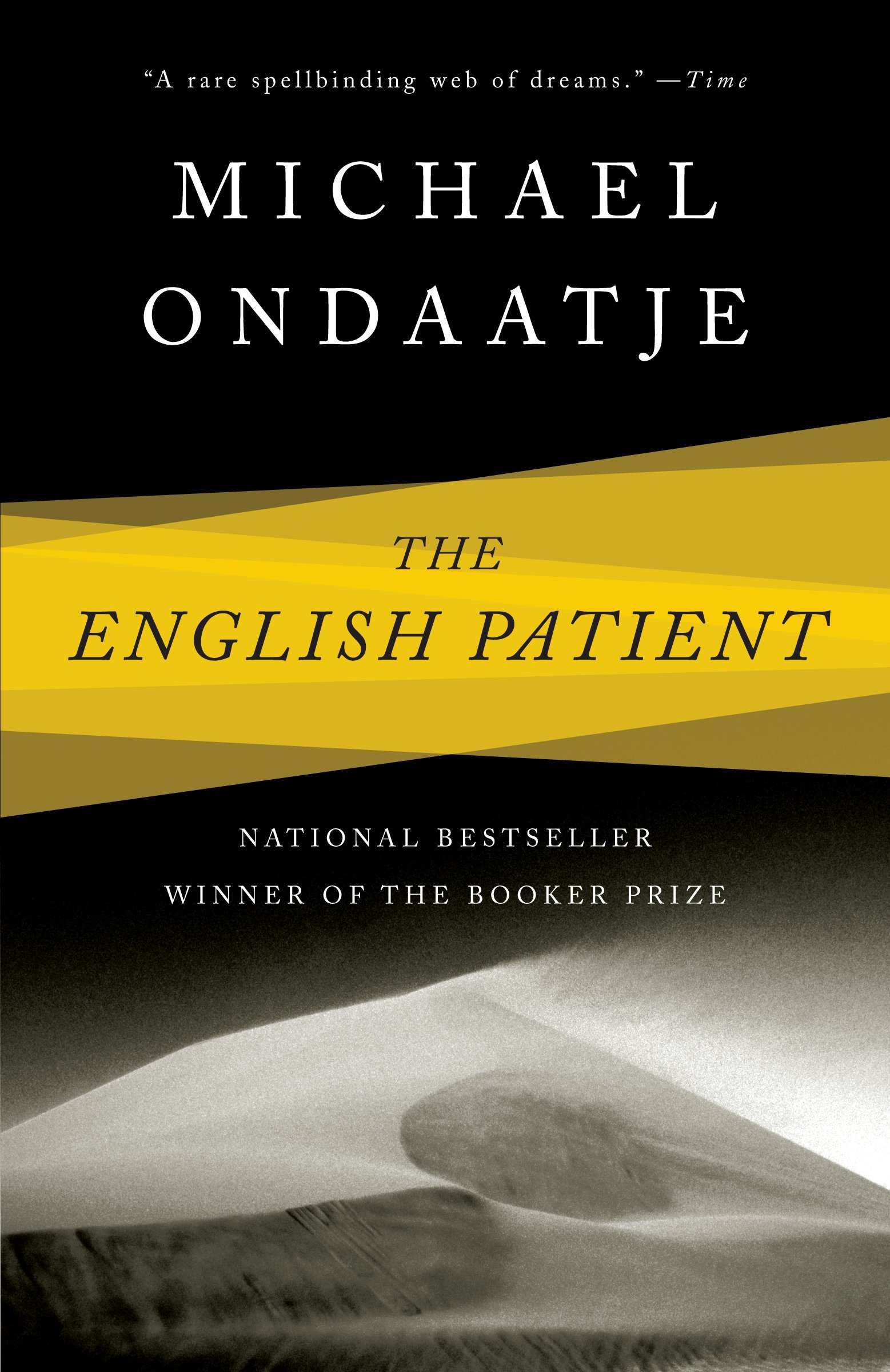The English Patient ISBN-13 9780679745204