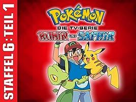 Pokemon - Die TV-Serie: Rubin und Saphir (Vol 1)