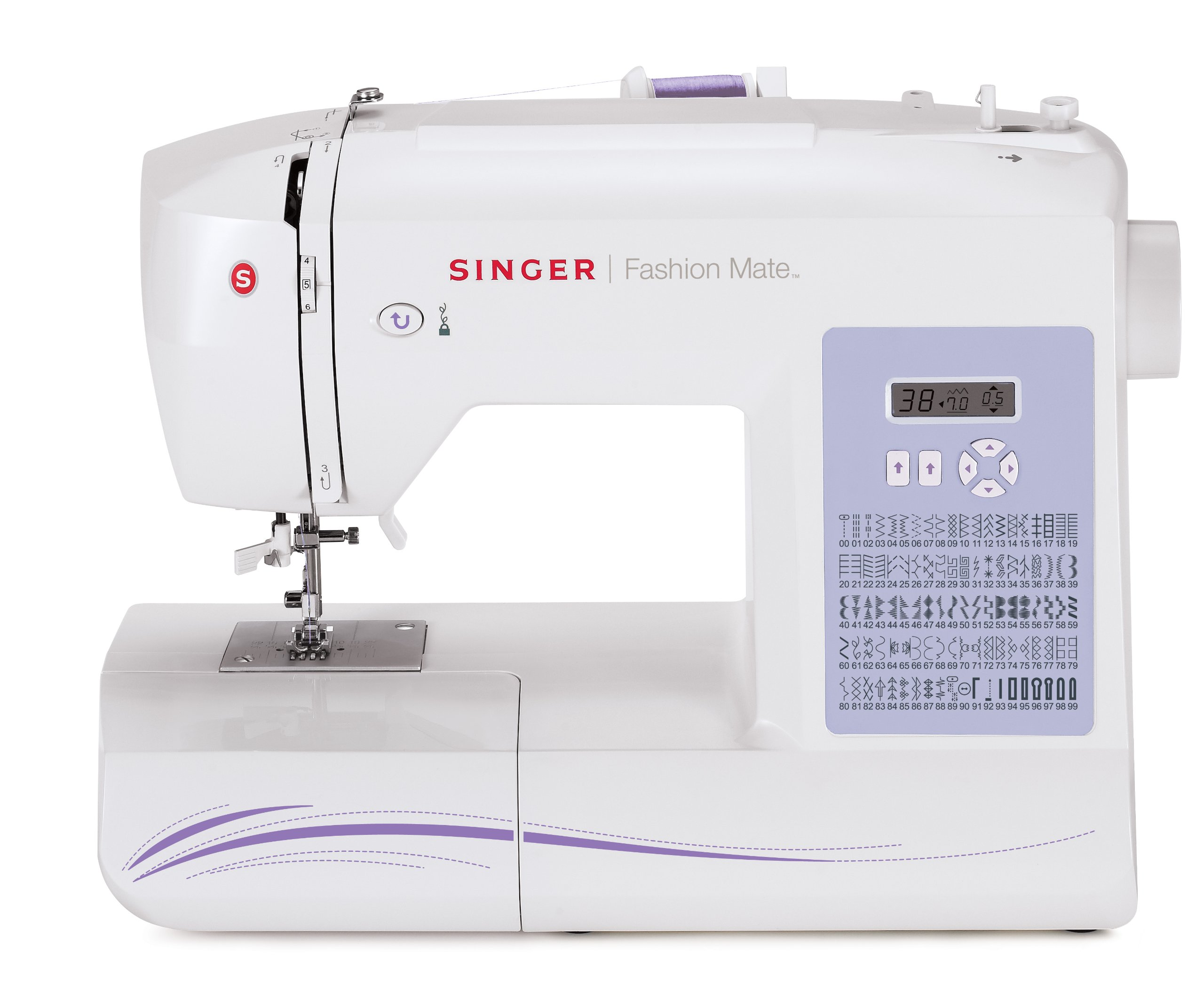 singer 5500 fashion mate sewing machine