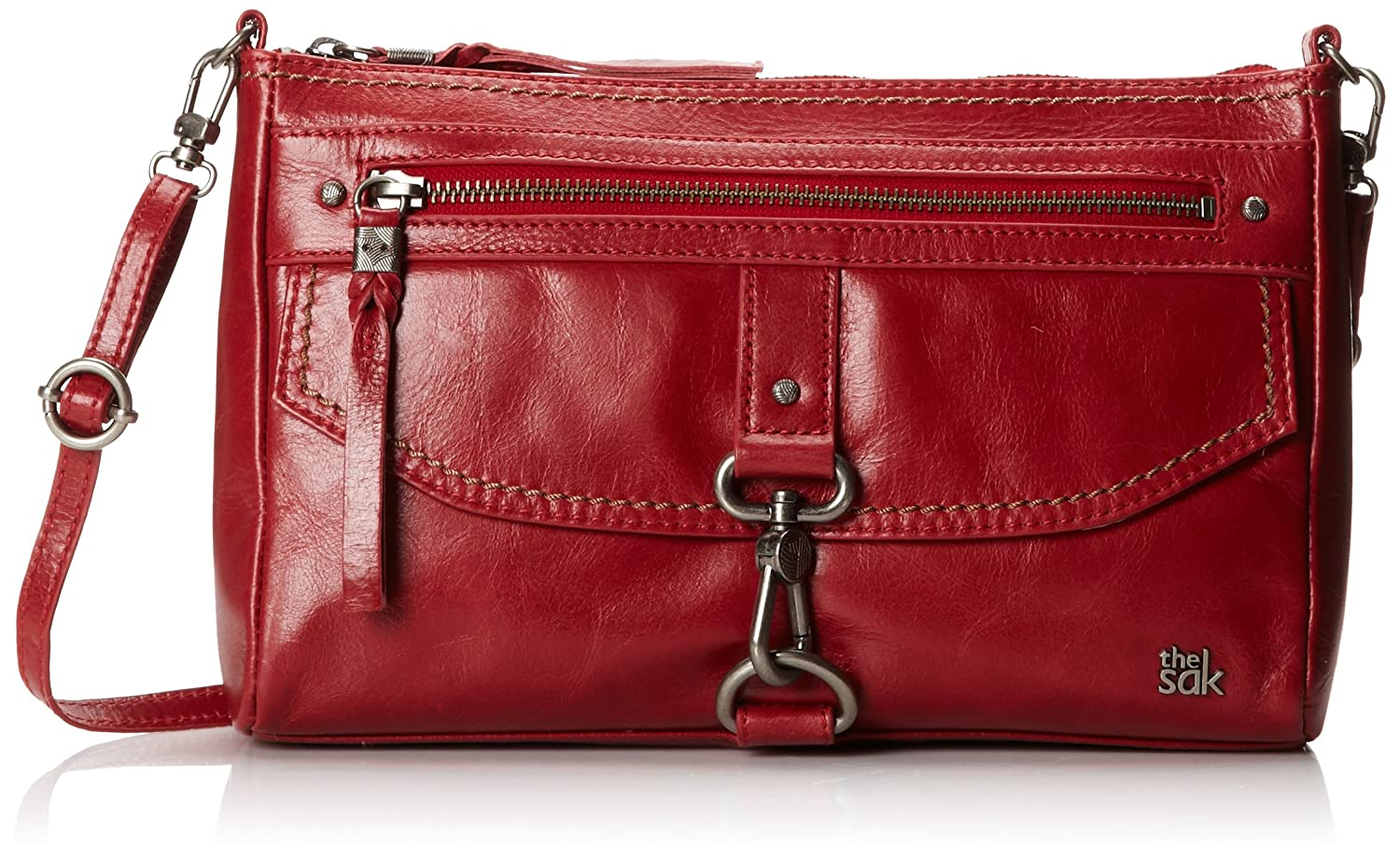 The SAK Ventura Cross Body, Cherry, One Size